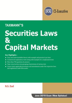 Securities Laws & Capital Markets