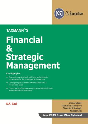Financial & Strategic Management (e-book)