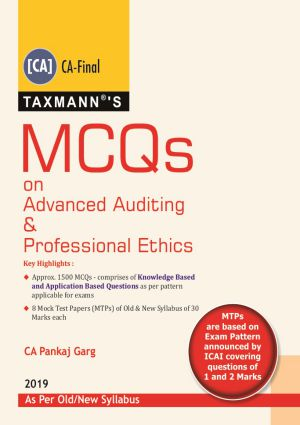 MCQs on Advanced Auditing & Professional Ethics