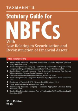 Statutory Guide for NBFCs