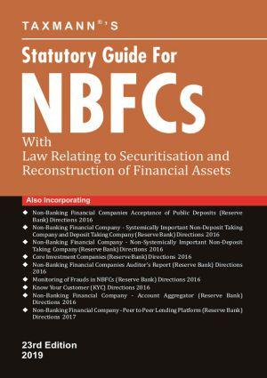 Statutory Guide for NBFCs (e-book)