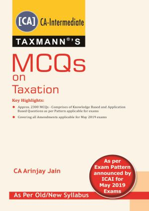 MCQs on Taxation