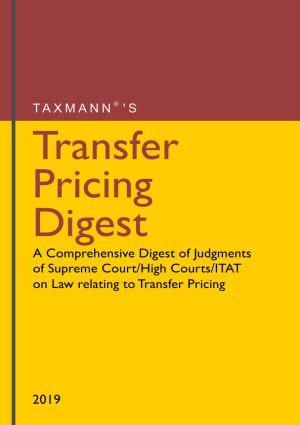 Transfer Pricing Digest (e-book)