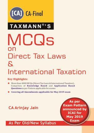 MCQs on Direct Tax Laws & International Taxation