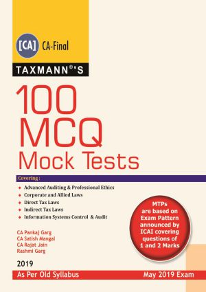 100 MCQs Mock Tests
