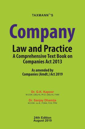 Company Law and Practice (e-book)