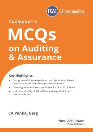 MCQs on Auditing & Assurance - New Syllabus