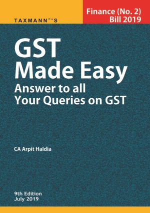 Queries on GST