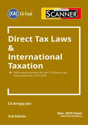 Scanner- Direct Tax Laws & International Taxation