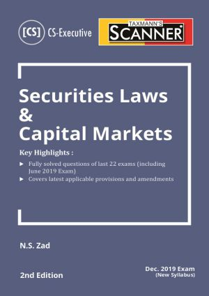 Scanner - Securities Laws & Capital Markets (e-book)