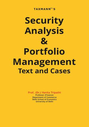Security Analysis & Portfolio Management Text and Cases