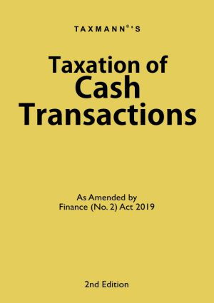 Taxation of Cash Transactions