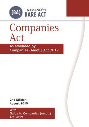 Companies Act (Paperback pocket Edition) (e-book)