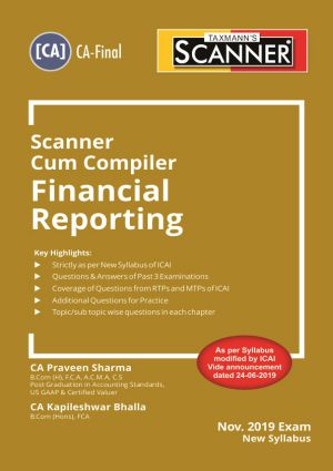 Scanner Cum Compiler Financial Reporting (e-book)