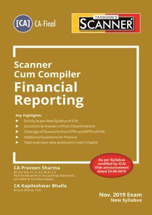 Scanner Cum Compiler Financial Reporting