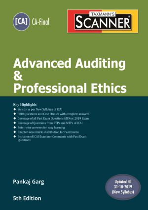 Scanner - Advanced Auditing & Professional Ethics (CA-Final)