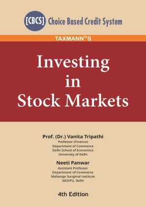 Investing in Stock Markets