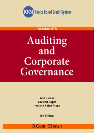 Auditing and Corporate Governance - B.com (Hons.)