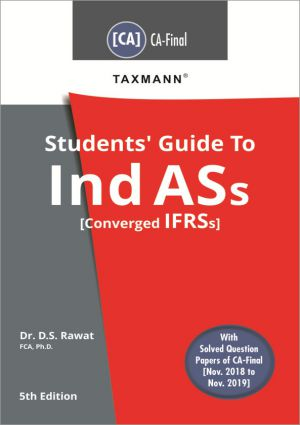 Students Guide To Ind ASs [Converged IFRSs]