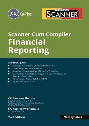 Scanner Cum Compiler Financial Reporting - New Syllabus