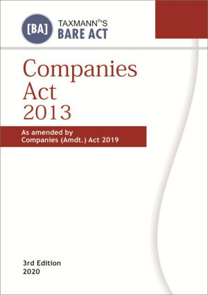 Companies Act 2013 (Paperback Pocket Edition) (e-book)