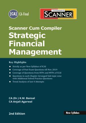 Scanner Cum Compiler Strategic Financial Management - New Syllabus