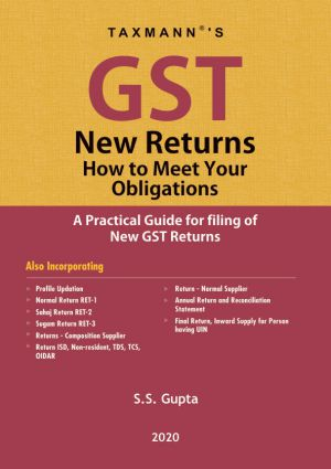 GST New Returns How to Meet Your Obligations