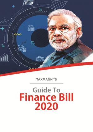 Guide To Finance Bill 2020 (e-book)