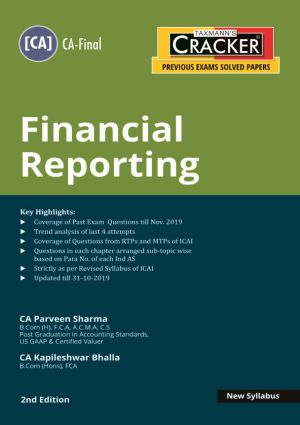 Cracker - Financial Reporting (CA-Final) New Syllabus