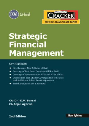 Cracker - Strategic Financial Management (CA-Final) New Syllabus