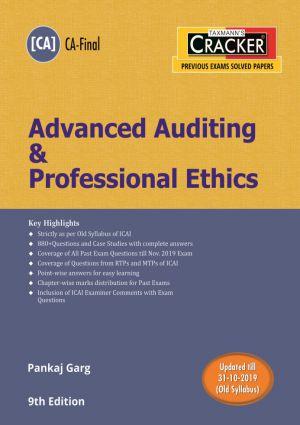 Cracker - Advanced Auditing & Professional Ethics (CA-Final)