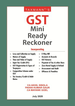 GST Mini Ready Reckoner