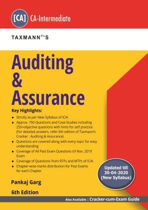 Auditing & Assurance by Pankaj Garg