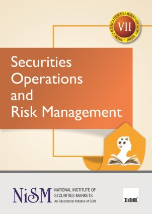 Securities Operations And Risk Management