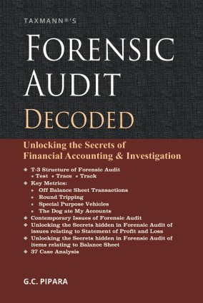 Forensic Audit Decoded