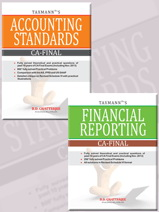 Accounting Standards with Financial Reporting (CA-Final) by B D Chatterjee