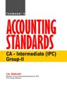 Accounting Standards [CA - Intermediate (IPC) Group - II] by CA Ranjay