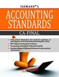 Accounting Standards (CA-Final) by B.D Chatterjee
