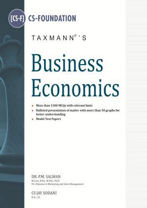 Business Economics ( CS-FOUNDATION )