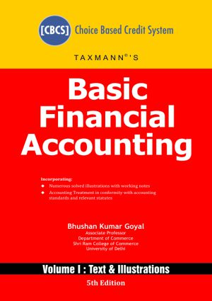 Basic Financial Accounting (Set of 2 volumes) (e-book)
