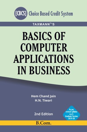 Basics of Computer Application in Business