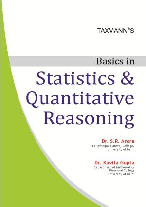 Basics in Statistics & Quantitative Reasoning