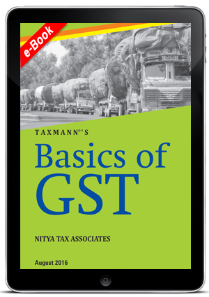 Basics of GST (E-book)