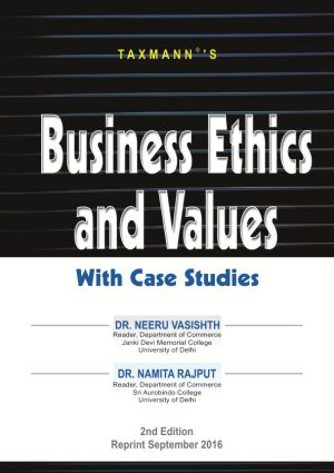 Business Ethics and Values with Case Studies