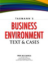 Business Environment - Text & Cases