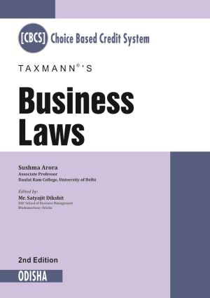 Business Laws (ODISHA)