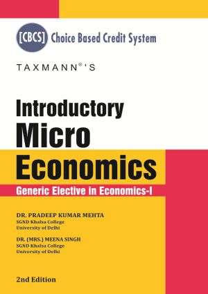Introductory Micro Economics (Generic Elective in Economics-I)