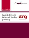 Certified Credit Research Analyst (Level II) (AIWMI)