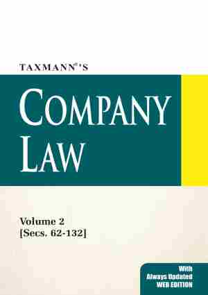 Company Law (Vol. 2)
