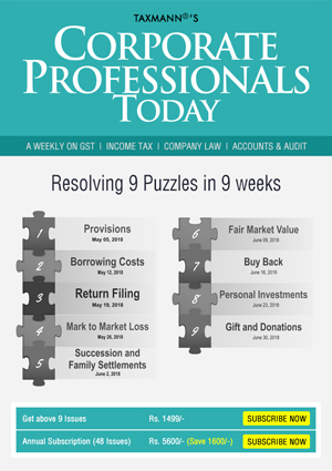Corporate Professionals Today (Weekly) (May